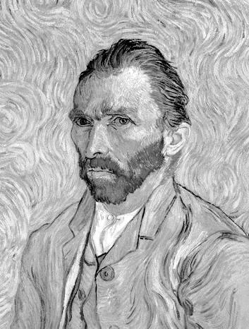 Vincent van Gogh, obras postimpresionistas, pintor holandés.