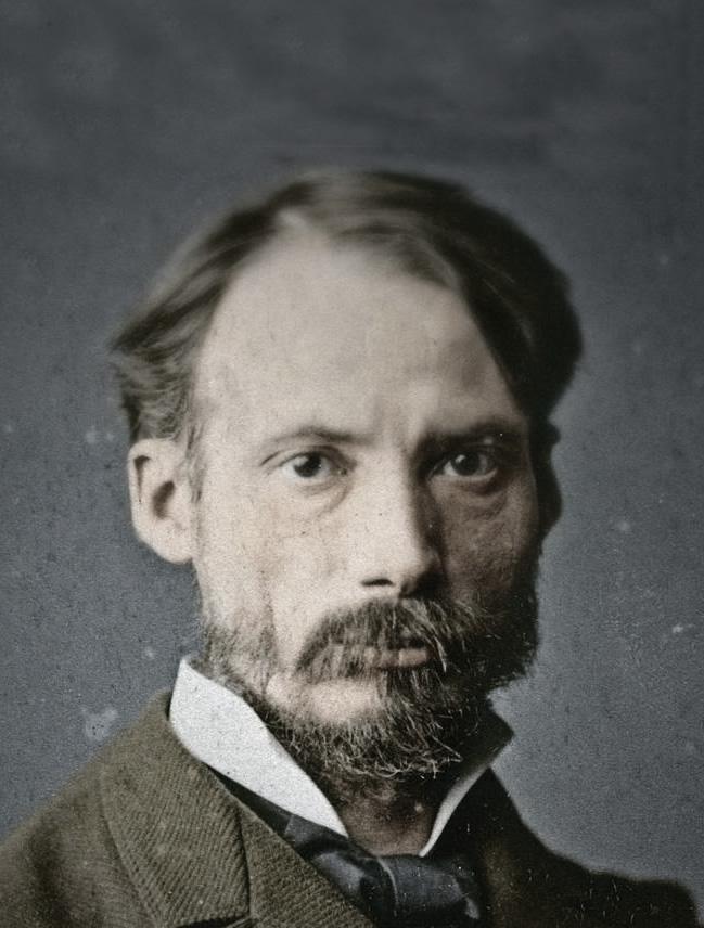 Pierre-Auguste Renoir. Foto retrato de P. A. Renoir. Datos del pintor 8d16771199