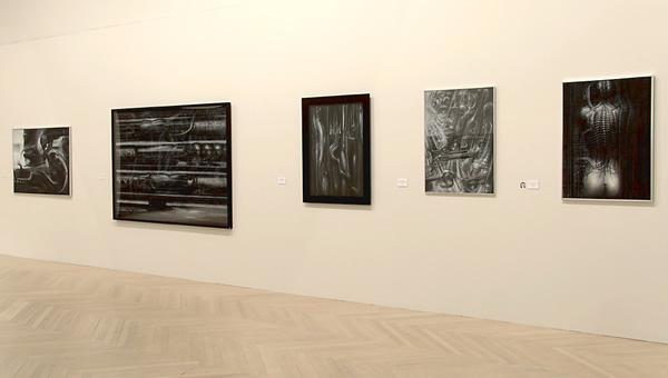 H. R. Giger  sus 25 obras más geniales