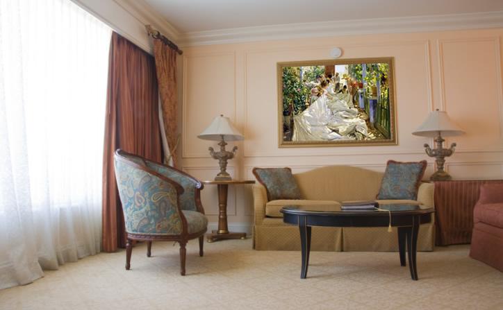 Cuadros de Sorolla, pinturas del impresionismo español, óleos.
