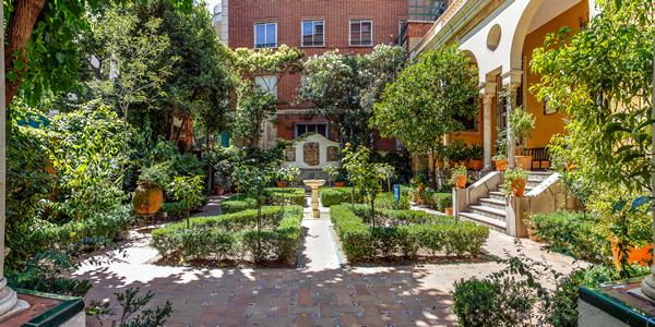 Museo sorolla informaci n antigua casa del pintor en madrid for Casa y jardin tienda madrid