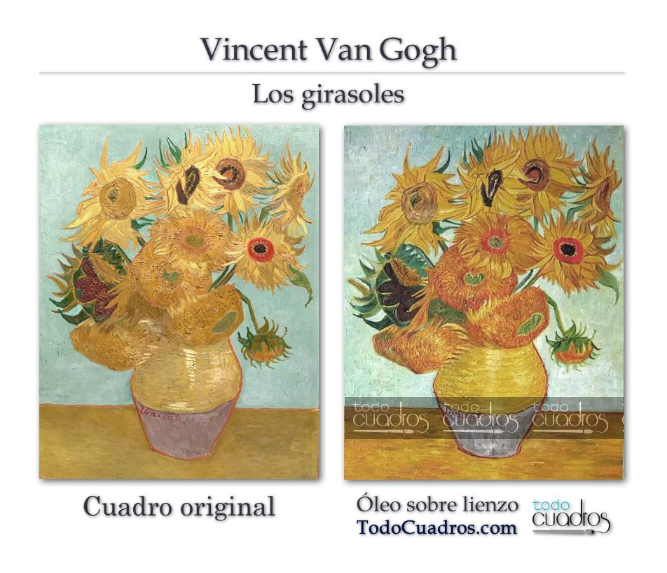 Réplicas de cuadros, copias al óleo, pinturas de museo.