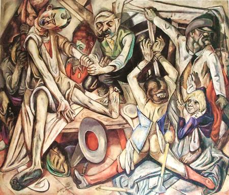 Obras de Max Beckmann (1884-1950)