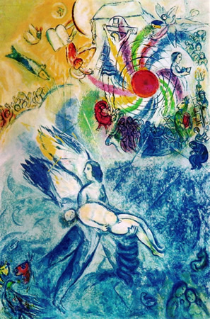 Marc Chagall Obras Modernistas Pintor Bielorruso Francés