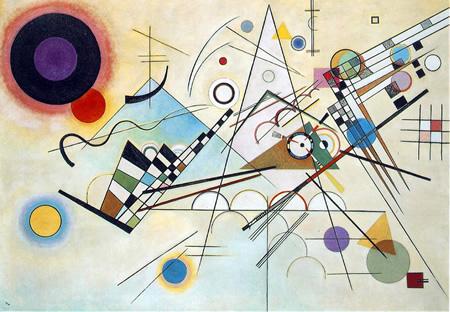 Resultado de imagen de kandinsky obras