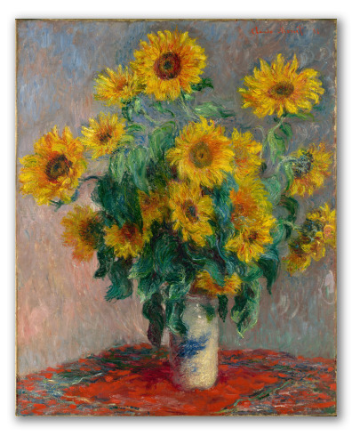 Cuadros Famosos Faciles.Claude Monet Cuadros Bellos Obras Impresionistas