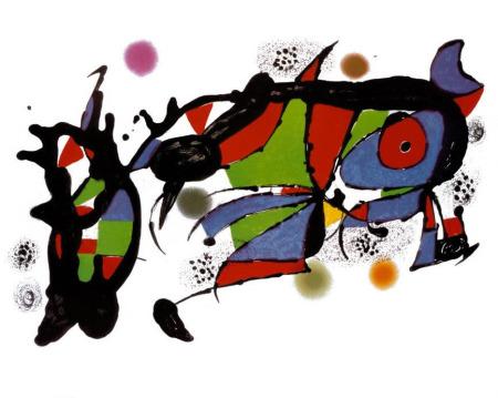 Joan Miro Obras De Arte Todocuadros