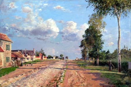 Camille Pissarro Obras De Arte Todocuadros