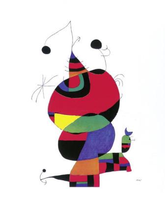 Joan Miró Obras De Arte Todocuadros