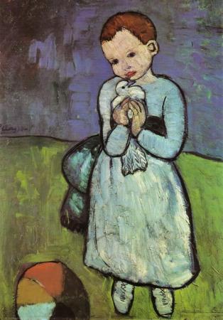 Cuadros Famosos Faciles.Pablo Picasso Obras De Arte Todocuadros