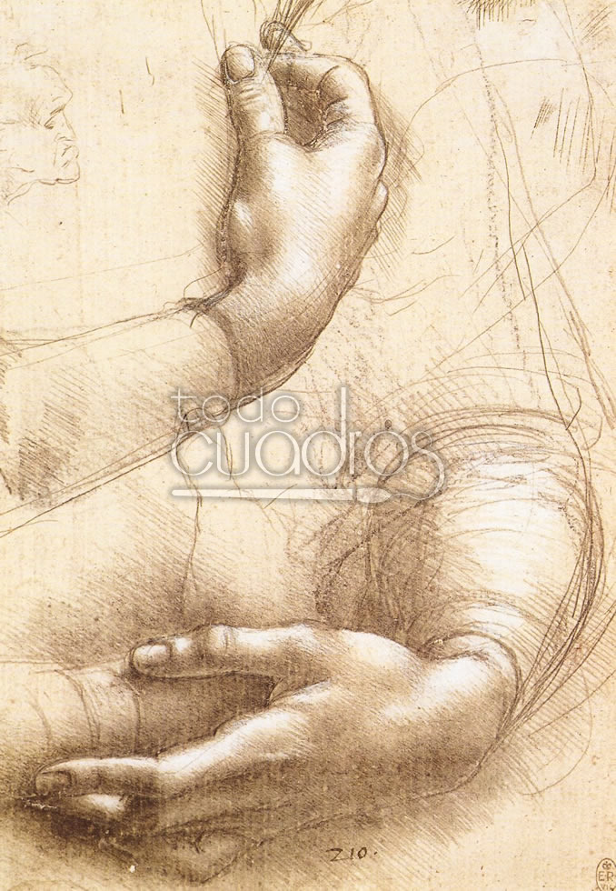 Cuadro de Leonardo, \