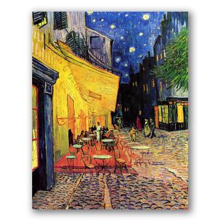 Terraza de café por la noche - Van Gogh