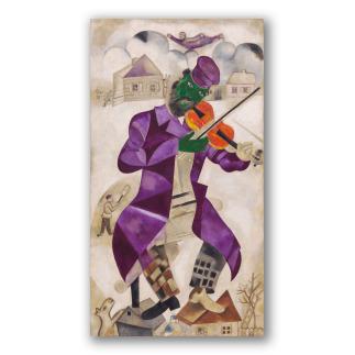 El violinista verde