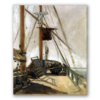 La Cubierta de Barco