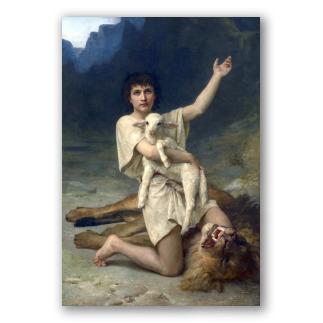 David el pastorcillo (Elizabeth Jane Gardner)