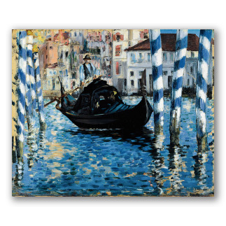 El Gran Canal, Venecia
