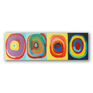Homenaje a Kandinsky