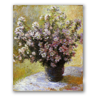 Jarrón de Flores