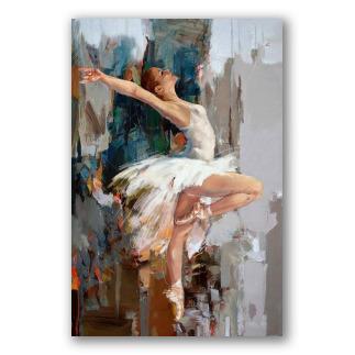 Bailarina prima dona