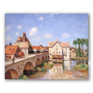 Puente en Moret