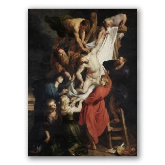 El descendimiento de la cruz