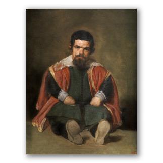 El bufón don Sebastián de Morra